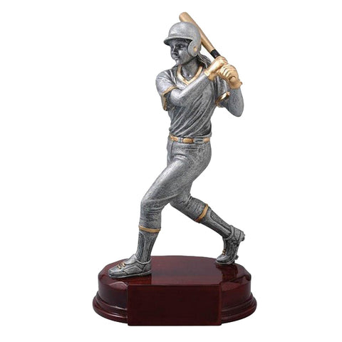 Baseball Trophy - Classic Female Softball (A2179) - Quest Awards