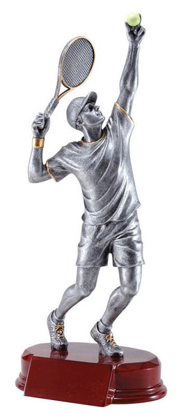 Tennis Trophy - Classic Male Tennis (A3117) - Quest Awards