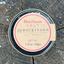 Load image into Gallery viewer, Heirloom Finishing Salt - 1oz Jar