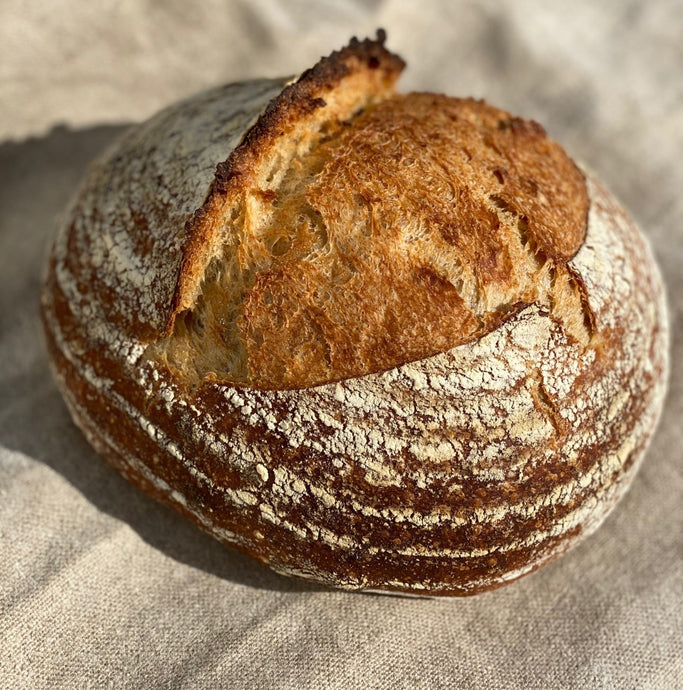 Wild + Wonderful Sourdough Boule by Bolivar Bread