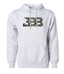 Big Baller Brand BBB Camo Heather Hoodie