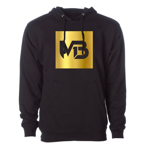 MB1 Logo - Gold Brick