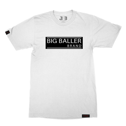 Big Baller Brand Loyalty Black Closed Bar T-Shirt