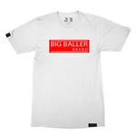 Big Baller Brand Loyalty Red Closed Bar T-Shirt