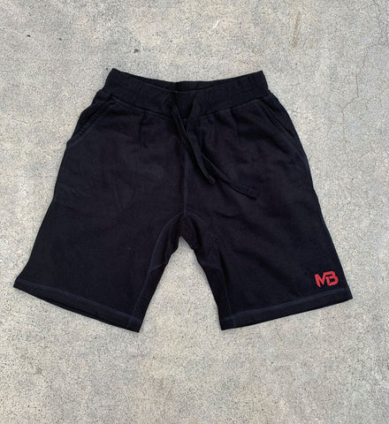 MB1 Logo Exclusive Shorts Black
