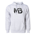 MB1 Logo - Carbon Fiber Embossed