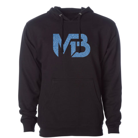 MB1 Logo - Blue Ice Black