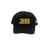BBB Trucker Hat Triple Gold