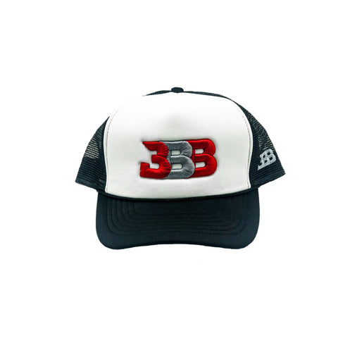 BBB Trucker Hat RSR White