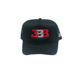 BBB Trucker Hat RSR Black