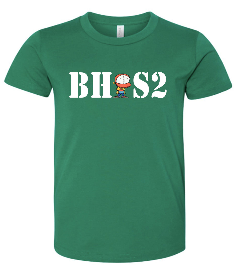 BHS2 Mono Short Sleeve T-shirt