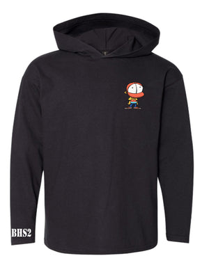 BHS2 Long Sleeve Hoody T-shirt