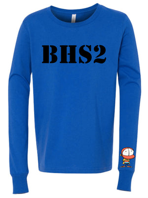 BHS2 Mono Long Sleeve T-Shirt