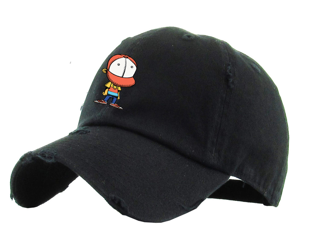 BHS2 HAT BLACK
