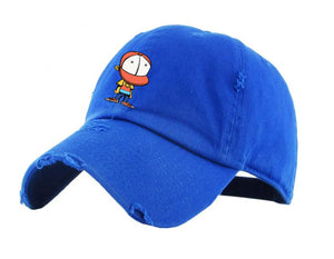 BHS2 HAT BLUE