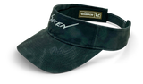 Siren Cotton Twill Visor: Kryptek Typhon and Silver