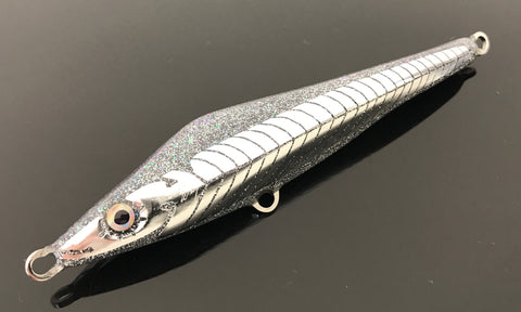 siren lures siren fishing lures deep seductress 155 chrome butterfish