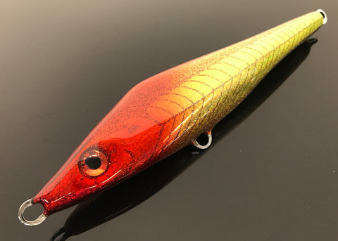 siren lures siren fishing lures deep seductress 225 mxp golden barbarossa