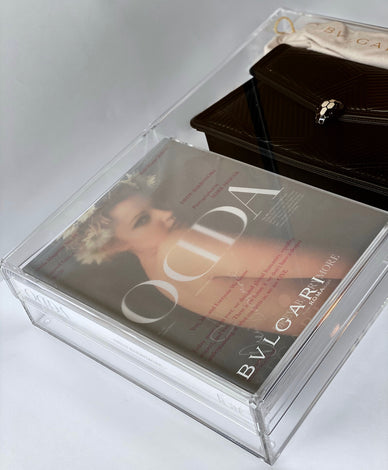 Boxes for Charity: ODDA x Bvlgari
