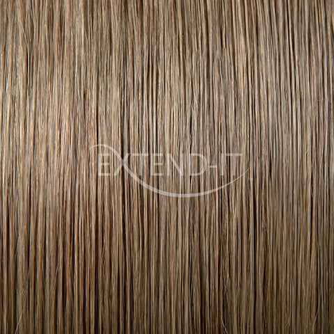 #6 Chestnut Brown<br>Clip-in Hair Extensions