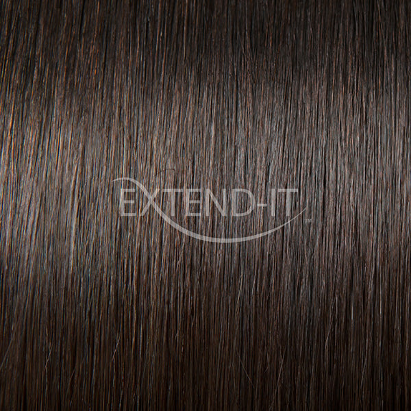 "#2 Dark Chocolate Brown 16"" - Extend-it Shop"