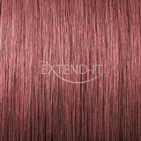 #33 Red <br>Clip-in Hair Extensions