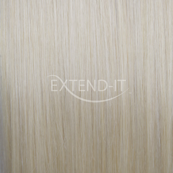 #60 Platinum Blonde Colour Swatch - Extend-it Shop