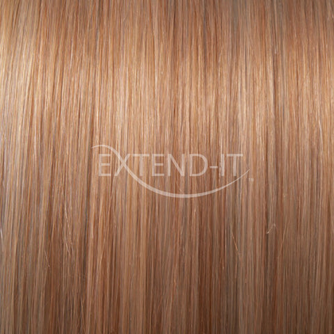 #30/27 Copper Golden <br>Clip-in Hair Extensions