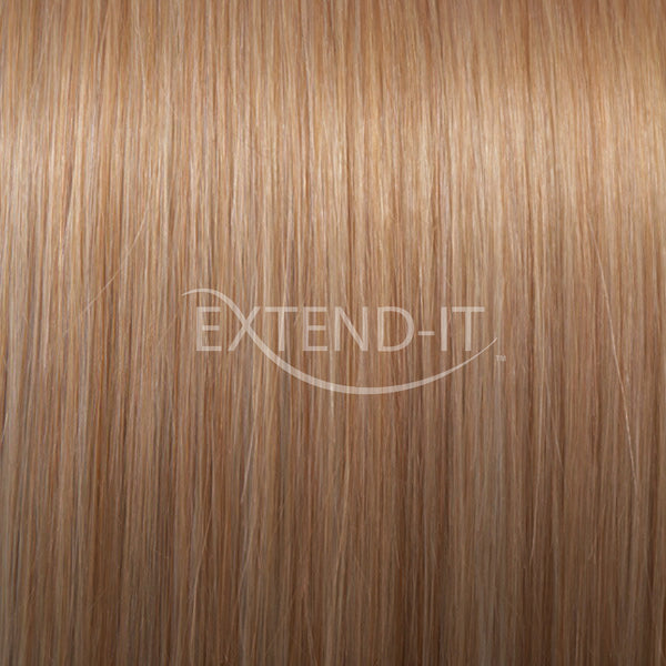 #16/27 Ash/Golden<br>Clip-in Hair Extensions