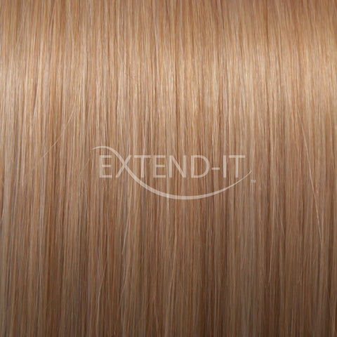 #16/27 Ash Golden<br>Clip-in Hair Extensions