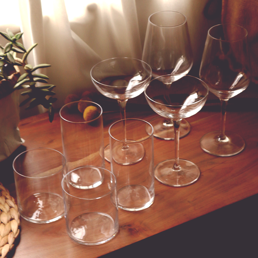 Cocktail Glass Set (8pc)