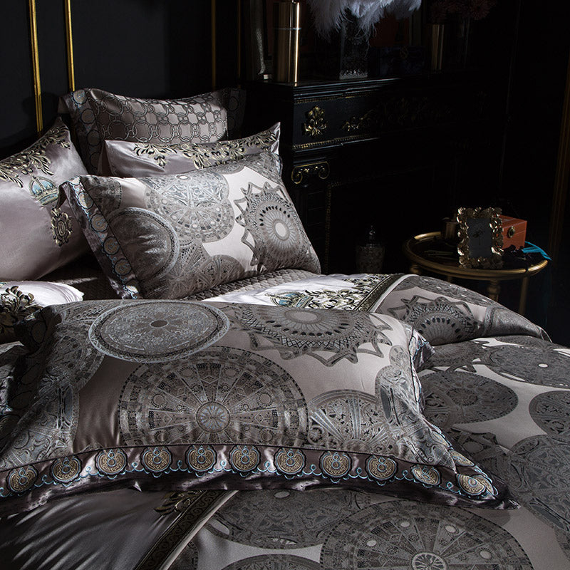 King Ivory Bedding set
