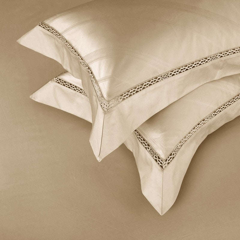 Premium Gold Bedding Set