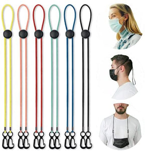 Mask chain / mask ribbon in 7 colors