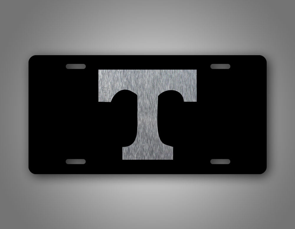 Tennessee State Volunteers Football License Plate