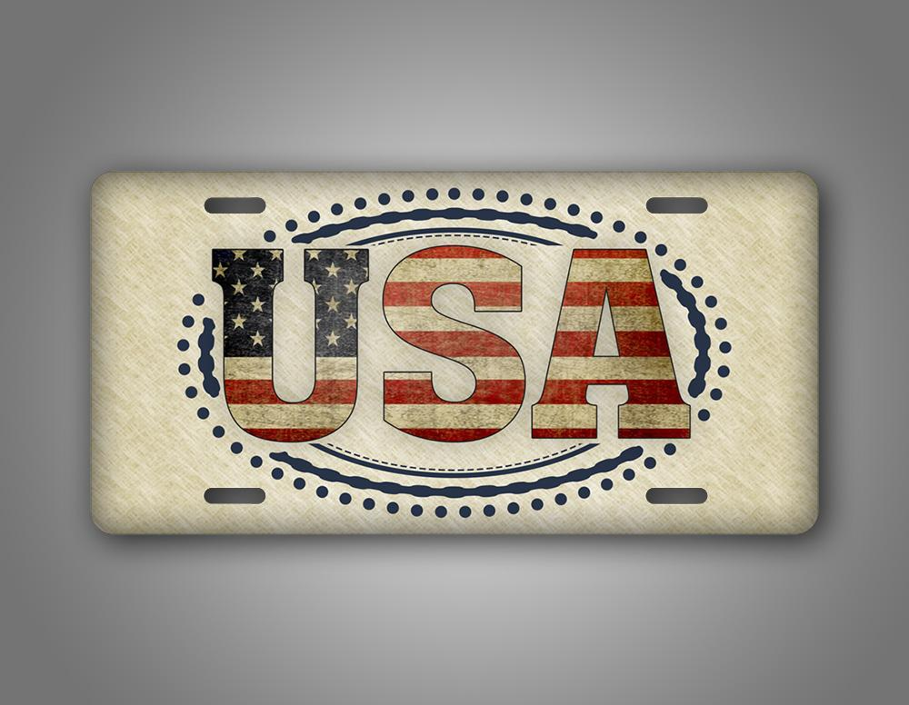 Americana USA Text Auto Tag