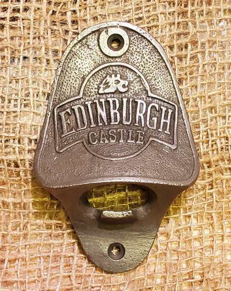 Edinburgh Castle - Beer Bottle Opener