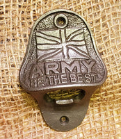 Army the best - Beer Bottle Opener