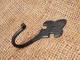 Single Fleur-De-Lys Hook