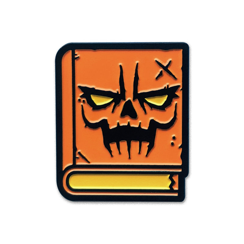 Necronomicon Pin