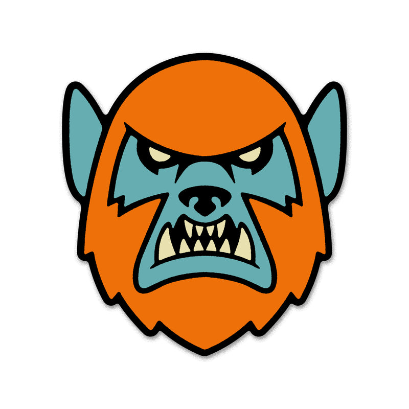 Lycan Sticker