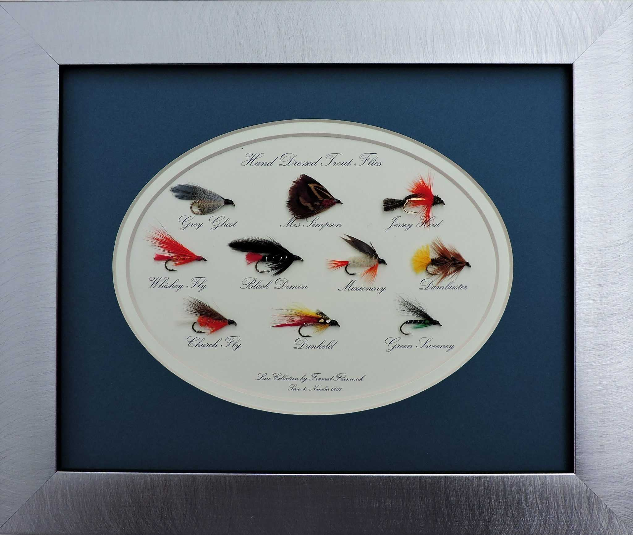 Lure Collection - Framed Flies.co.uk