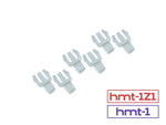 MSA Front Brim Hard Hat Clips (3 pair pack)