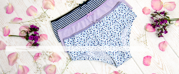 8 Different kinds of panties every woman must have!