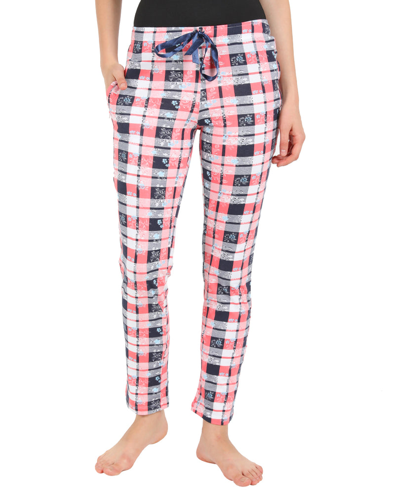 Multi Color Sleepwear Pyjama in Soft Cotton Fabric