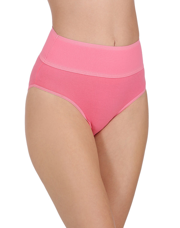 High Waist Broad elastic panties – pack of 2