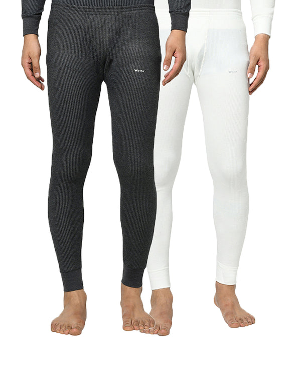 WINTA MEN'S FULL LENGTH THERMAL PANT - PACK OF 2