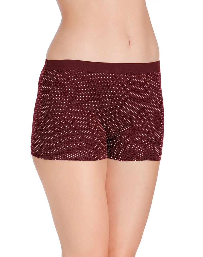 boy shorts for women