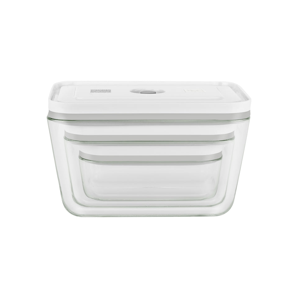 Zwilling - Fresh & Save Vakuum Box Set Glas