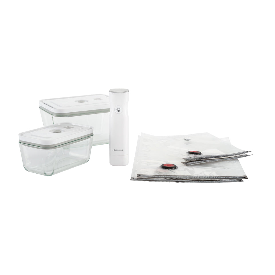 Zwilling - Fresh & Save Vakuum Starter Set Glas